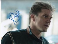 "P81KJSOA KENNETH JOHNSON SIGNED"" SONS OF ANARCHY"" SIGNED 10X8 PHOTO"